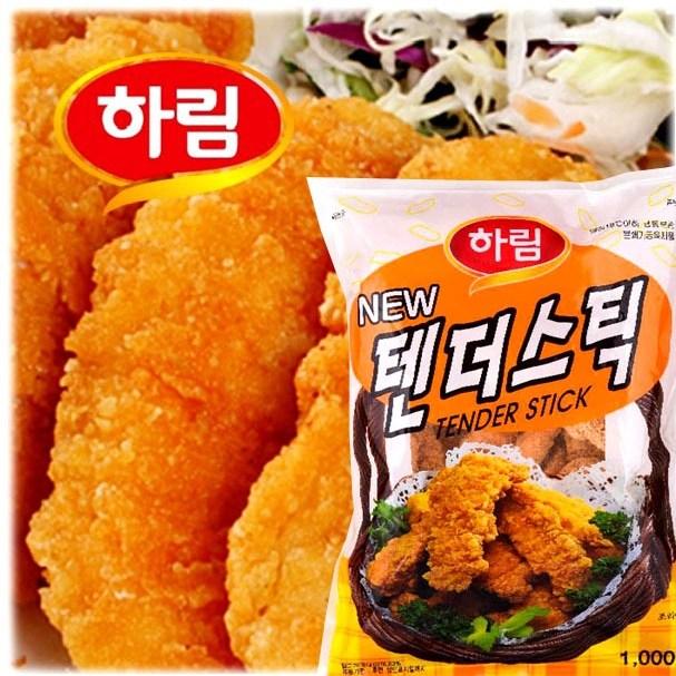하림 NEW 텐더스틱 1kg, 1개