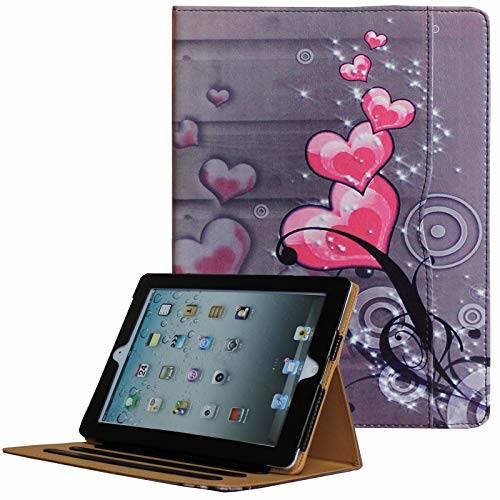 JYtrend iPad 2 /iPad 3 /iPad 4 Case Multi-Angle Viewing Stand/285729, 상세내용참조