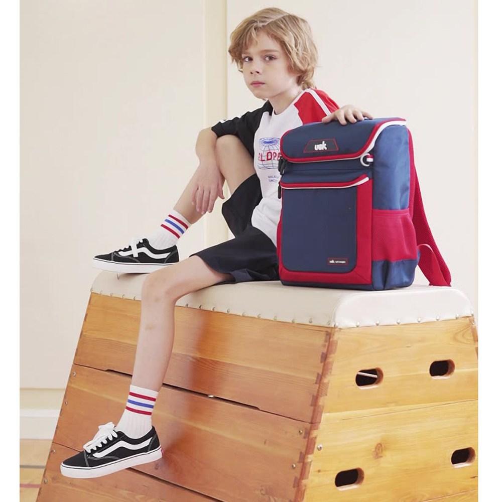 키즈 대용량 초등생 초등1학년책가방 수학여행 유럽풍 Q1011515 백팩 책가방 예비초등가방 사은품증정