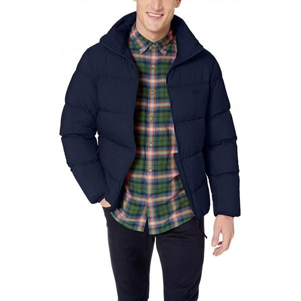 [미국 직구]라코스테 남성용 모션 스트레치이지 팩 다운 재킷 MZ157650502074