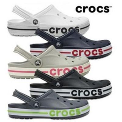 크록스 바야밴드 어글리 샌들 여름 신발 슬리퍼 205089 5종 택일-19-2056151804