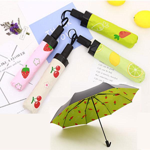 큐티 과일 우양산/우산/양산/우양산/UV/패션우산 UV차