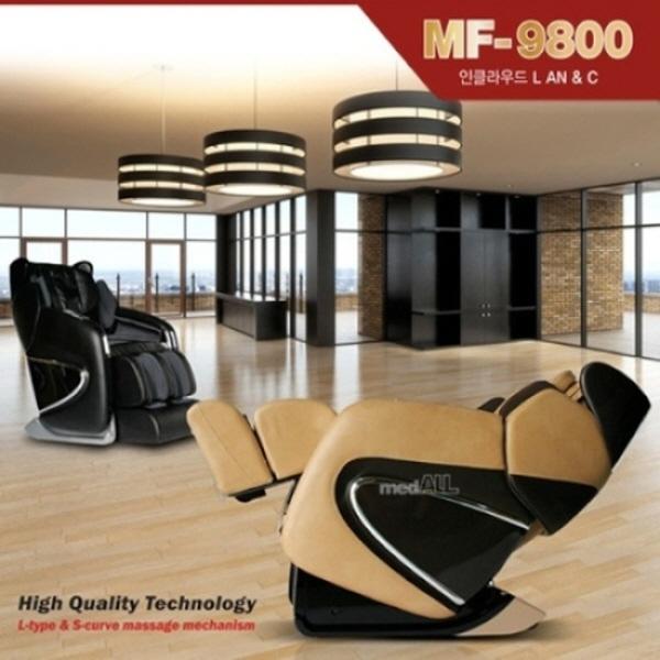 인클라우드 MF-9800 프리미엄 안마의자 S-curve 기능 (POP 5263218888)
