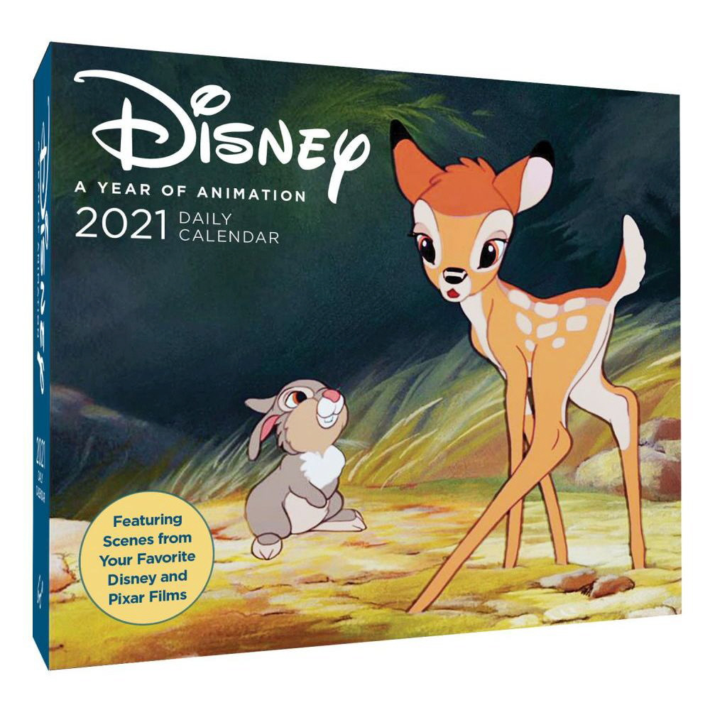 2021달력 내년 일력 디즈니 영문 데일리 캘린더 하루 한장 명작 명언