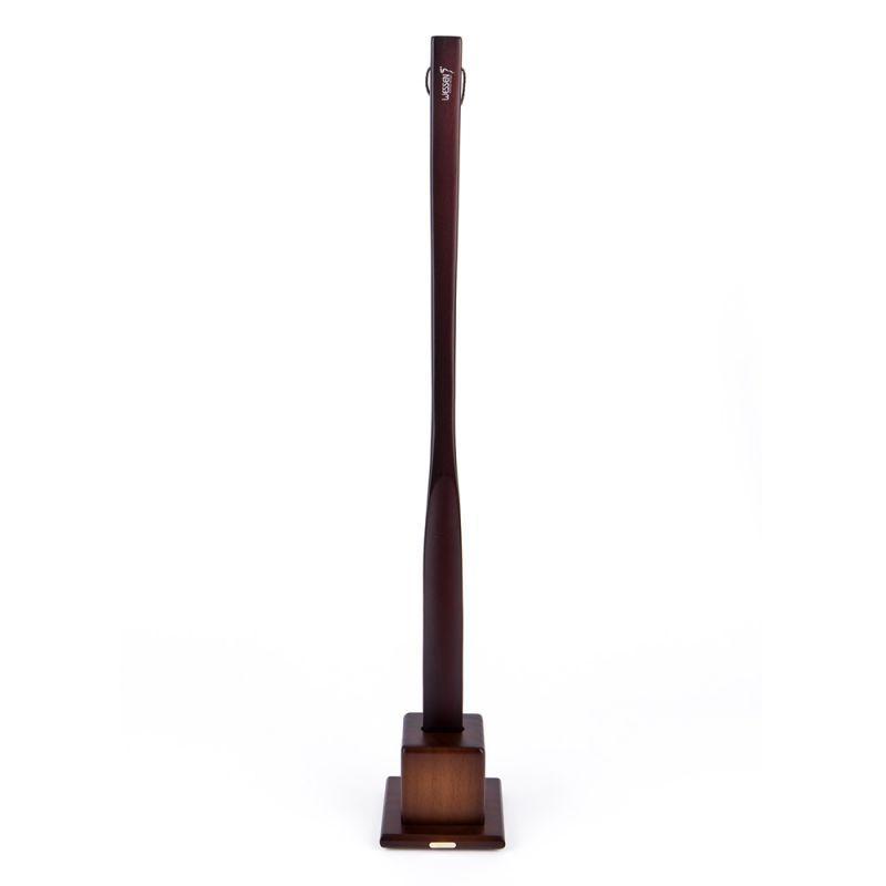 TCN315631웨신 구두주걱 받침세트(월넛) 그랜드롱 NEW 스트랩 나무구두주걱세트 나무구둣주걱