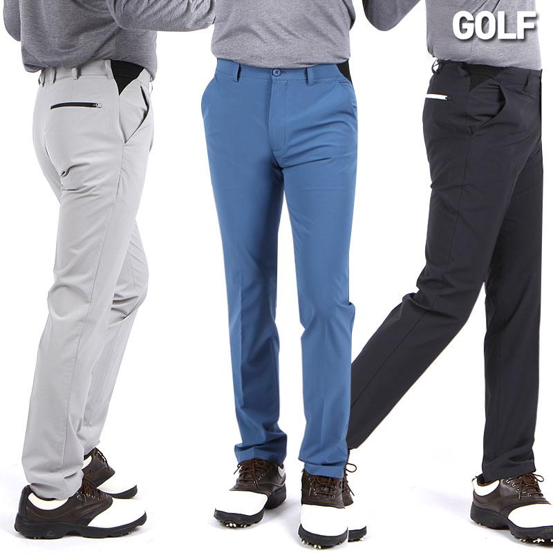 카키브라운 남성 골프바지 62 남자 골프웨어 골프의류 빅사이즈 골프복