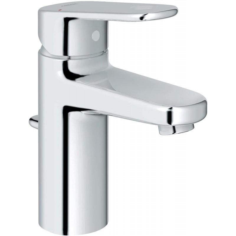 Europlus S- 크기 싱글 핸들 싱글 홀 욕실 수전-1.2 GPM, 1