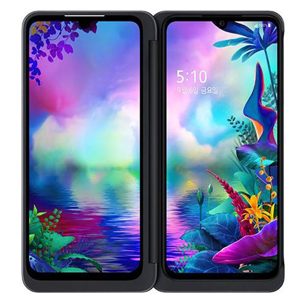 LG V50S ThinQ 256GB 가개통 미사용 새제품 공기계 LM-V510, 오로라 블랙 (듀얼스크린포함)