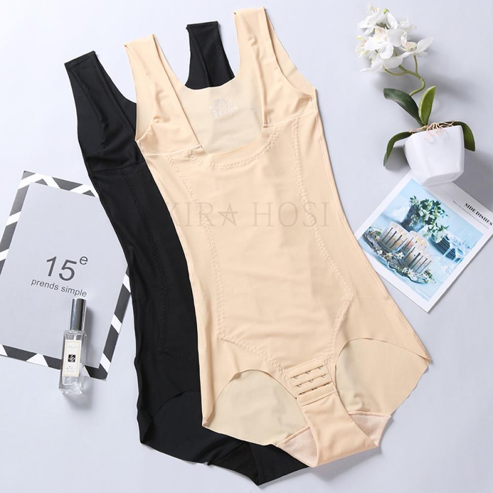 kirahosi 여성 체형 보정 올인원 보정속옷 다이어트 바디쉐이퍼 25호+덧신증정 DIqssqjq