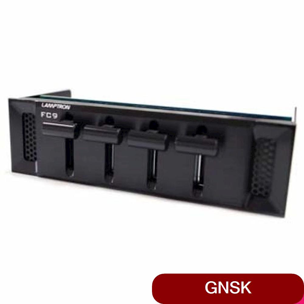 LAMPTRON FC9 Black 쿨러 튜닝 PC용품 i5-8500 pc쿨러 jtvt, 상세페이지참조()