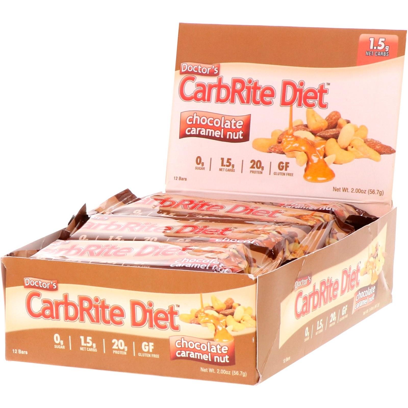 유니버셜뉴트리션 고단백질 바 초콜릿 카라멜넛 12개 프로틴바, 1개, -