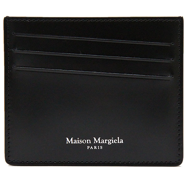 20FW 마르지엘라 카드 지갑 S35UI0432 P2714 블랙