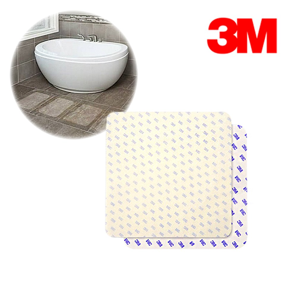 3M 논슬립패드 욕실타일패드 미끄럼방지, 논슬립14X14[10장], 1개