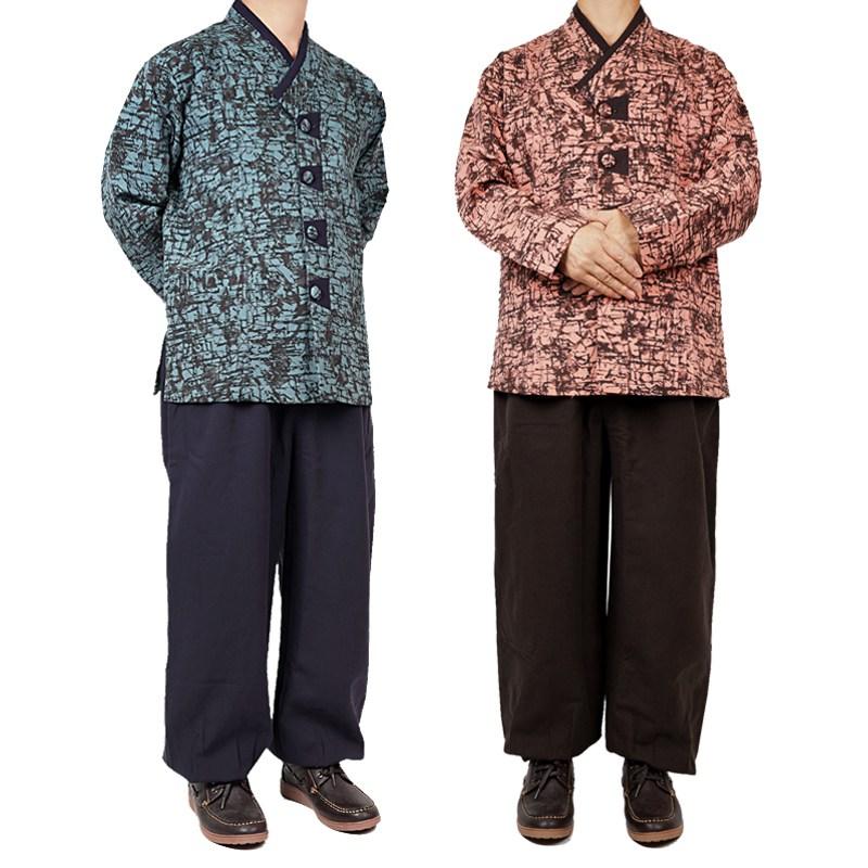 단아한의 남성 남자 봄 가을 겨울 생활한복 개량한복 현무 세트 한복