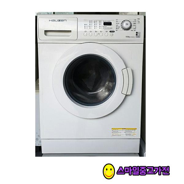 삼성 하우젠 중고 9키로 드럼세탁기 빌트인, 대우드럼세탁기