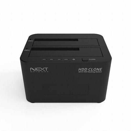 NEXT-962DCU3 USB3.0 2베이 클론도킹 하드복제