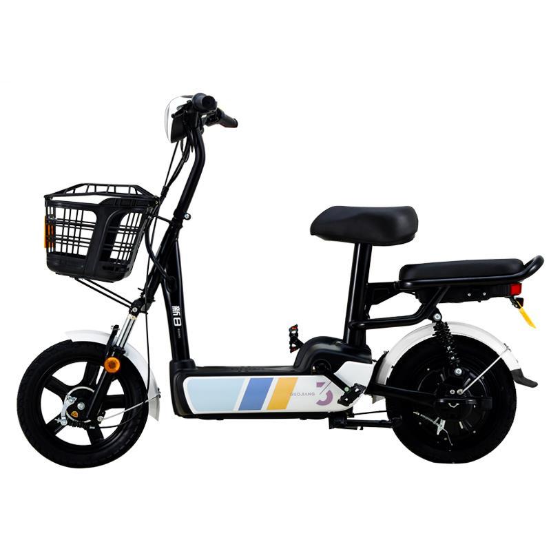 성인 전동 전기 자전거 간편한, AA