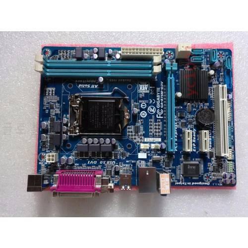 기가 바이트 GA - B75M - D3V에 대한 원래 마더 보드 LGA 1155 DDR3 B75M -, 상세내용참조