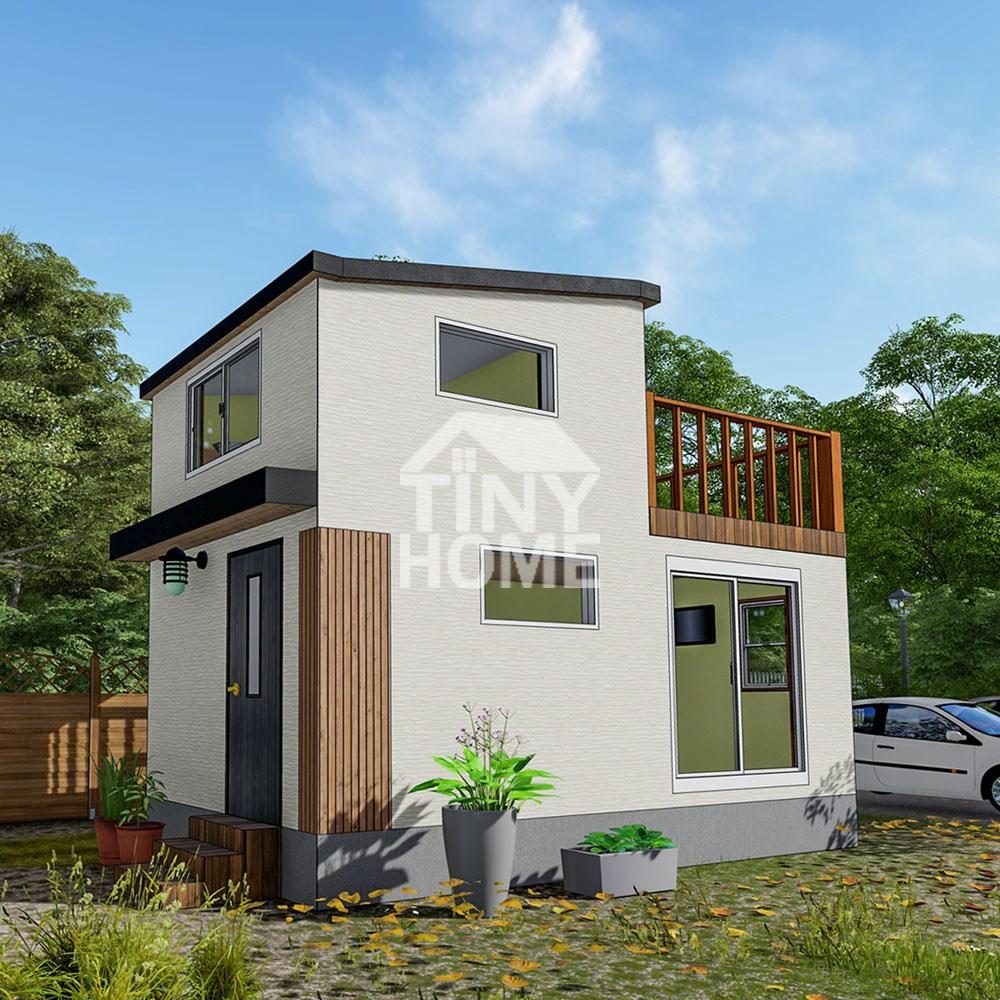 [타이니홈] 캐빈#6평농막 이동식목조주택 모듈러주택 전원주택 단독주택