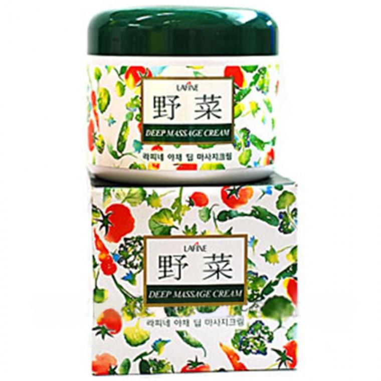 라미 라피네 야채 딥 마사지 크림 350g 피부 맛사지, 본상품