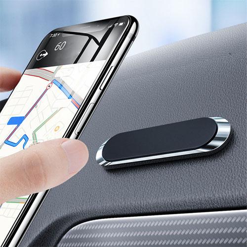 벤투로스 나노패드 차량용 마그네틱 다용도 자석 핸드폰거치대, 4.일반형 실버