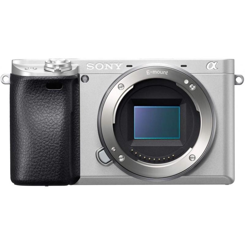 APS-C Auto Focus & 4K 비디오가 탑재된 Sony Alpha a6300 미러리스 카메라 교환식 렌즈 디지털 카, 단일상품