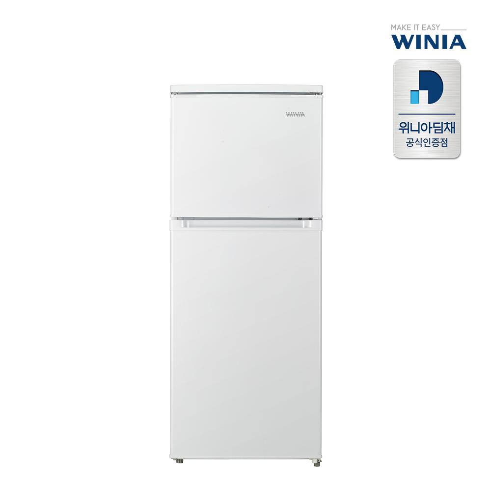 위니아 WRT151BW 소형냉장고 일반냉장고 화이트 151L, 01. 위니아 소형냉장고 WRT151BW (화이트/151리터)