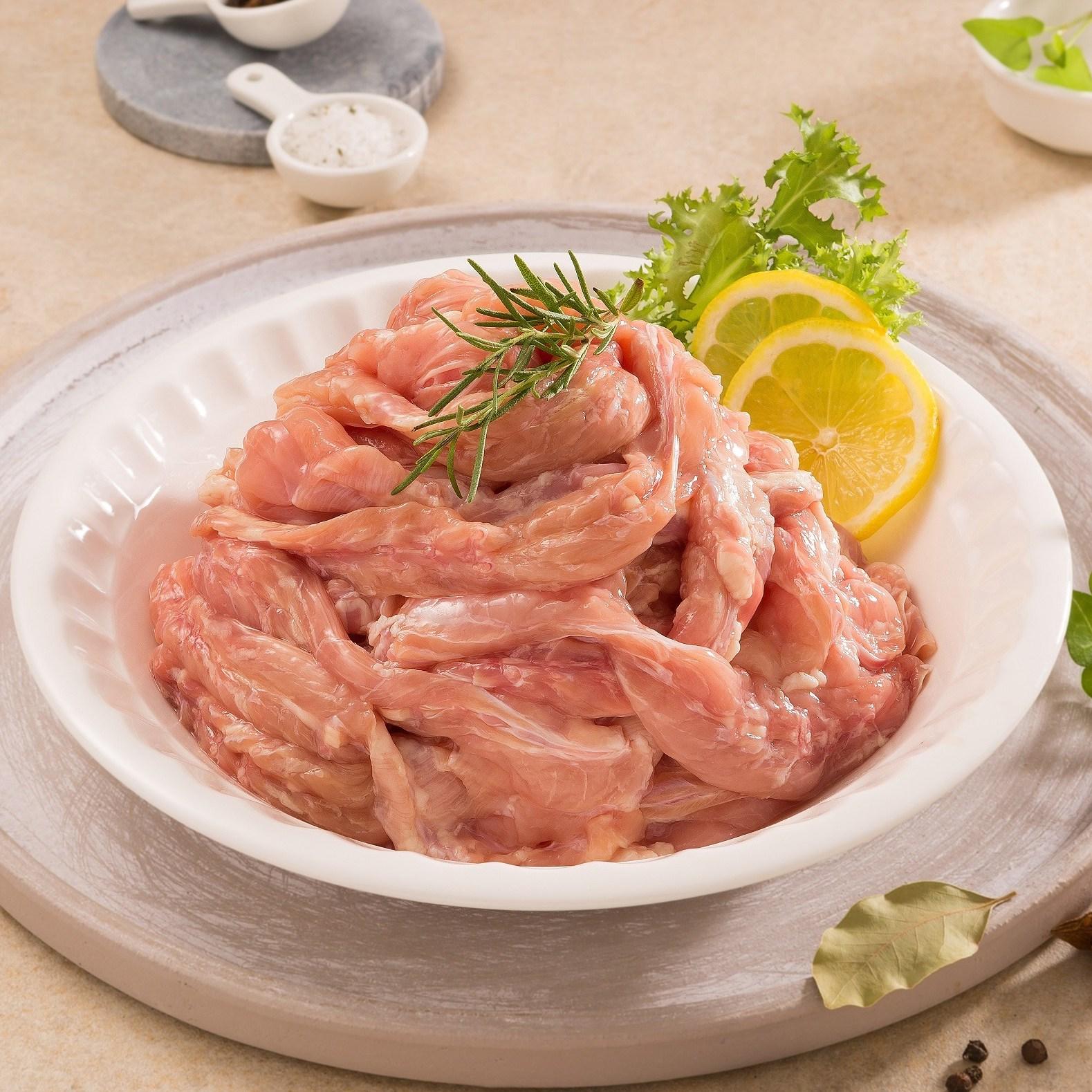 깨신닭 닭목살(냉동), 1개, 1kg
