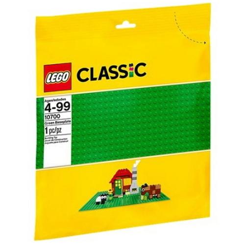 레고 클래식 녹색 놀이판 10700/출산 육아 완구 매트 블록 레고