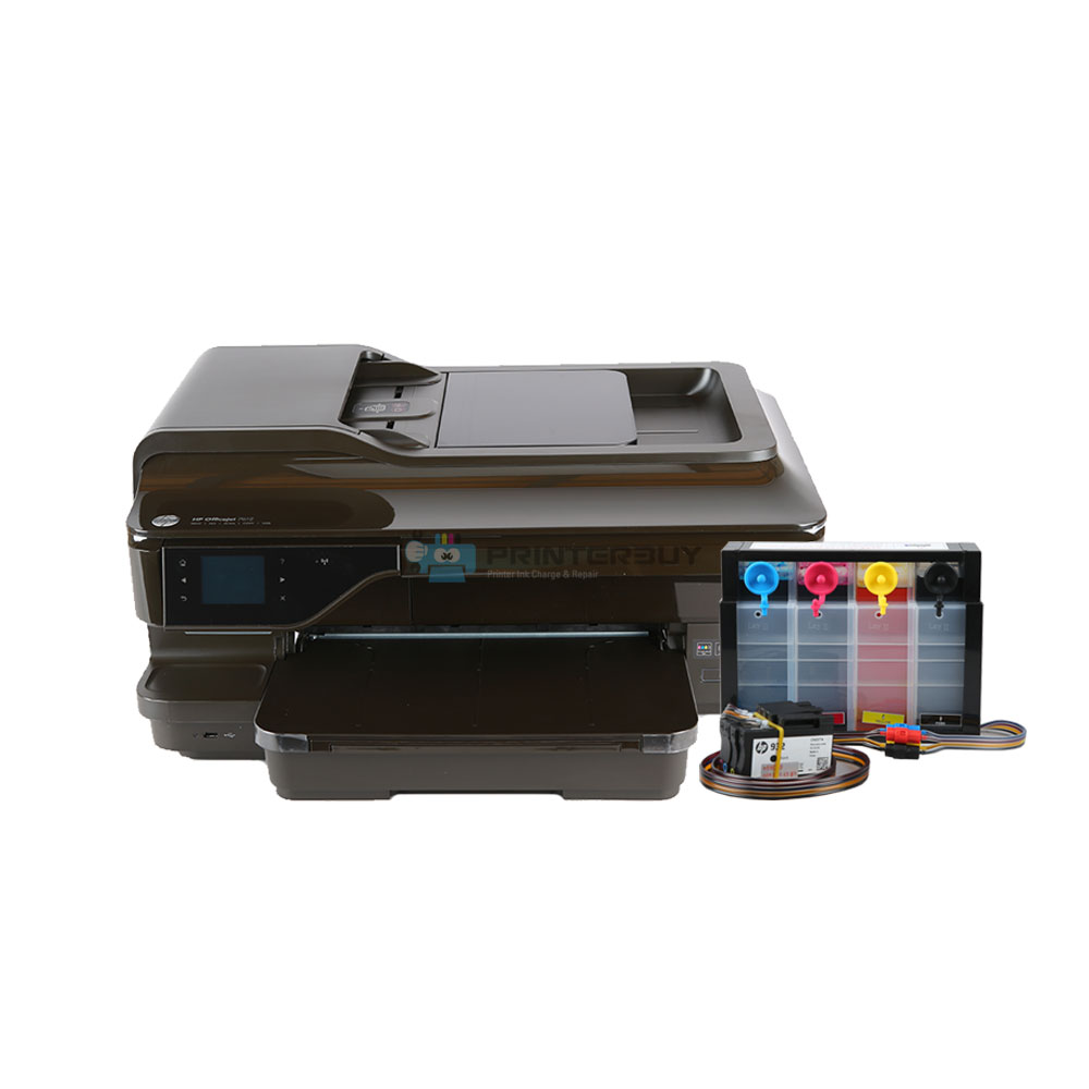 HP 7612 무한잉크 프린터 1600 A3 스캔 팩스 복합기, 단일상품