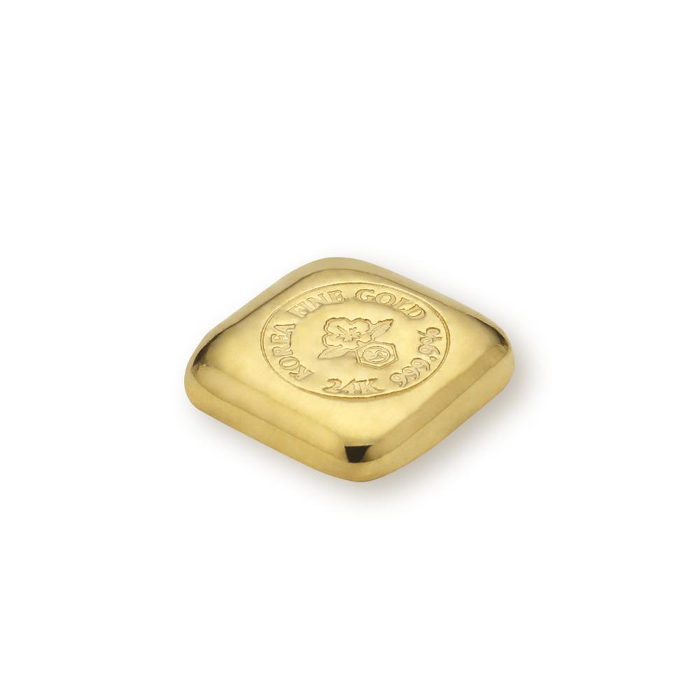 에프엠금거래소 24k 순금 투자형 골드바 덩어리
