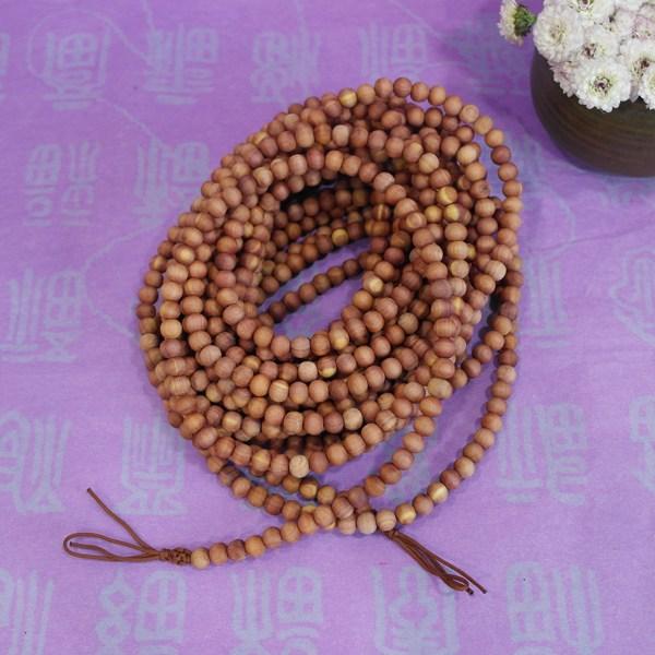 향나무 천주 - 불교악세사리/염주/염주팔찌/불교용품