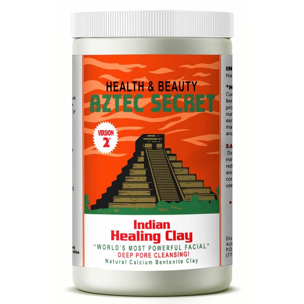 Aztec Secret version 2 - Indian Healing Clay 아즈텍 시크릿 인디안 힐링 크레이 버전2 907g, 1개, 개