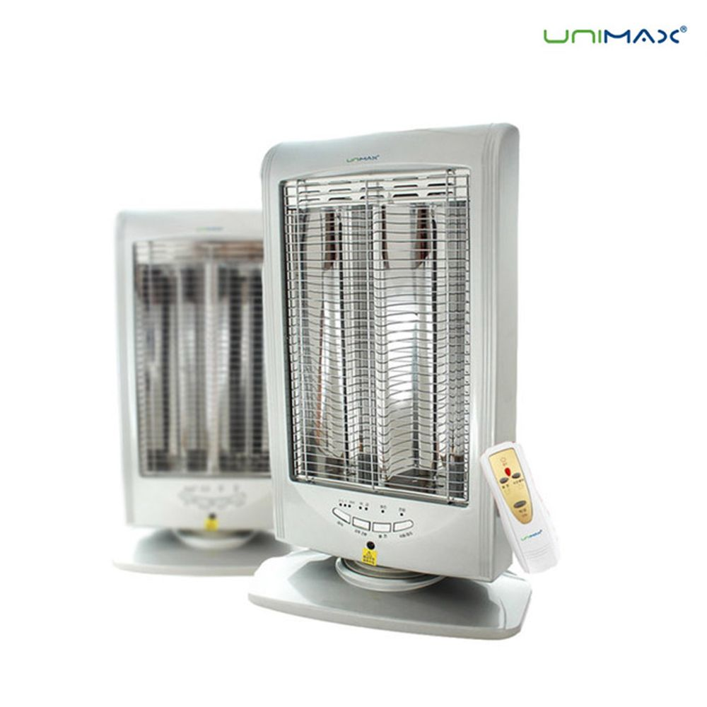 HKC23150 유니맥스 탄소관 원적외선 히터 온열기 난방 컨백터, 본 상품 선택