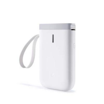 Niimbot Jingchen D11 (한글판) 잉크가 없는 휴대용 라벨 프린터 라벨지1롤 / 12*40mm 160장 증정, 본체+라벨지1롤증정(12*40mm*160장)