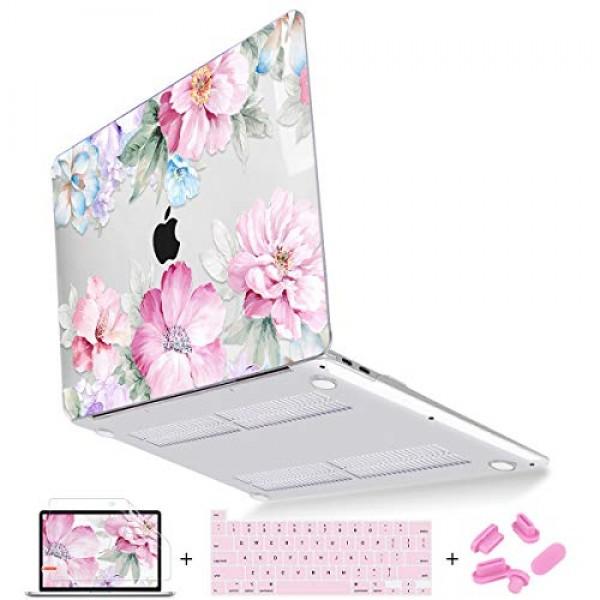 Mektron MacBook Pro 16 인치 케이스 2020 2019 출시 A2141 MacBook Pro 16 인치 용 소프트 터치 플라스, 단일상품, 단일상품