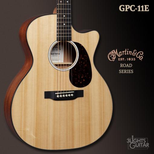 MARTIN 마틴기타   마틴 MARTINGUITAR Martin GPC-11E 기타 뉴 로드시리즈 GPC11E