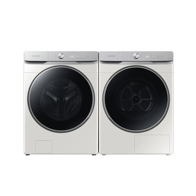 삼성전자 삼성 그랑데 의류 빨래 세탁기 건조기 세트 WF23T8500KE DV16T8740SE 그레이지 23kg 16kg 환급대상, 인터넷가입사은품