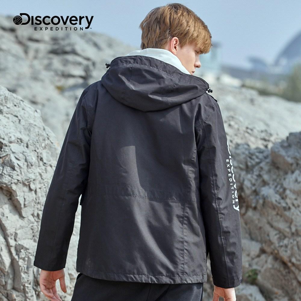 디스커버리 익스페디션 남성 캐주얼 바람막이 재킷 DABH91680