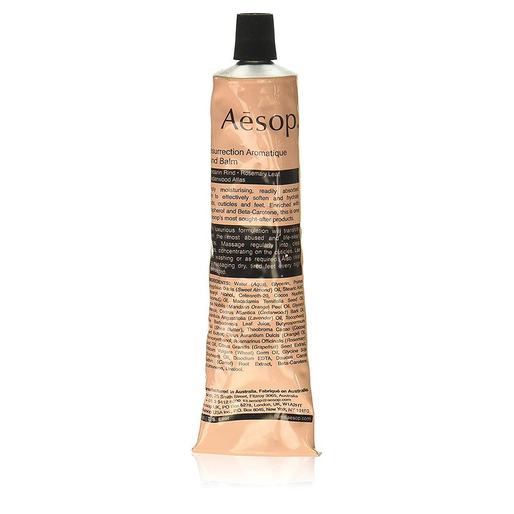 Aesop 이솝 Resurrection Aromatique Hand Balm 아로마티크 핸드크림, 1개