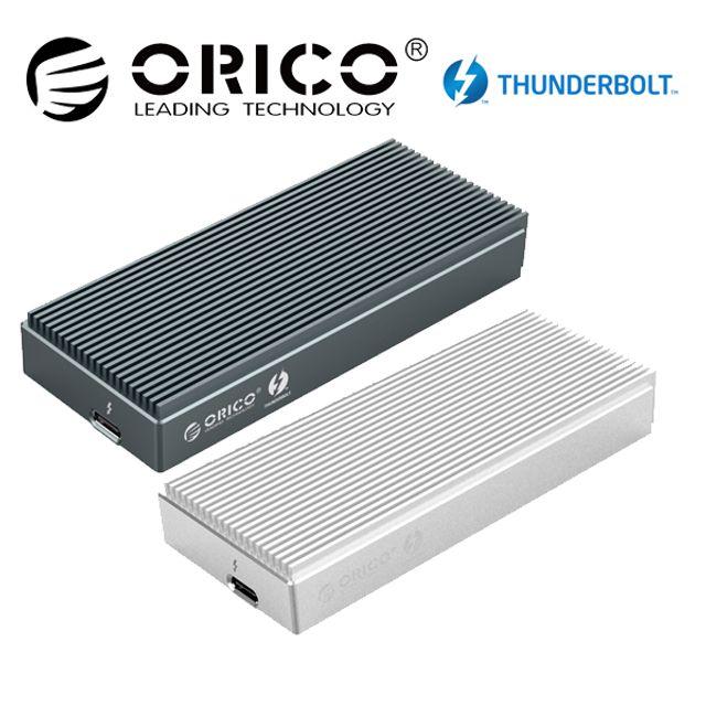 오리코 SCM 2T 3 G40 B 썬더볼트3 외장하드 SSD, 본상품선택, 실버, 본상품선택 (POP 5623239981)