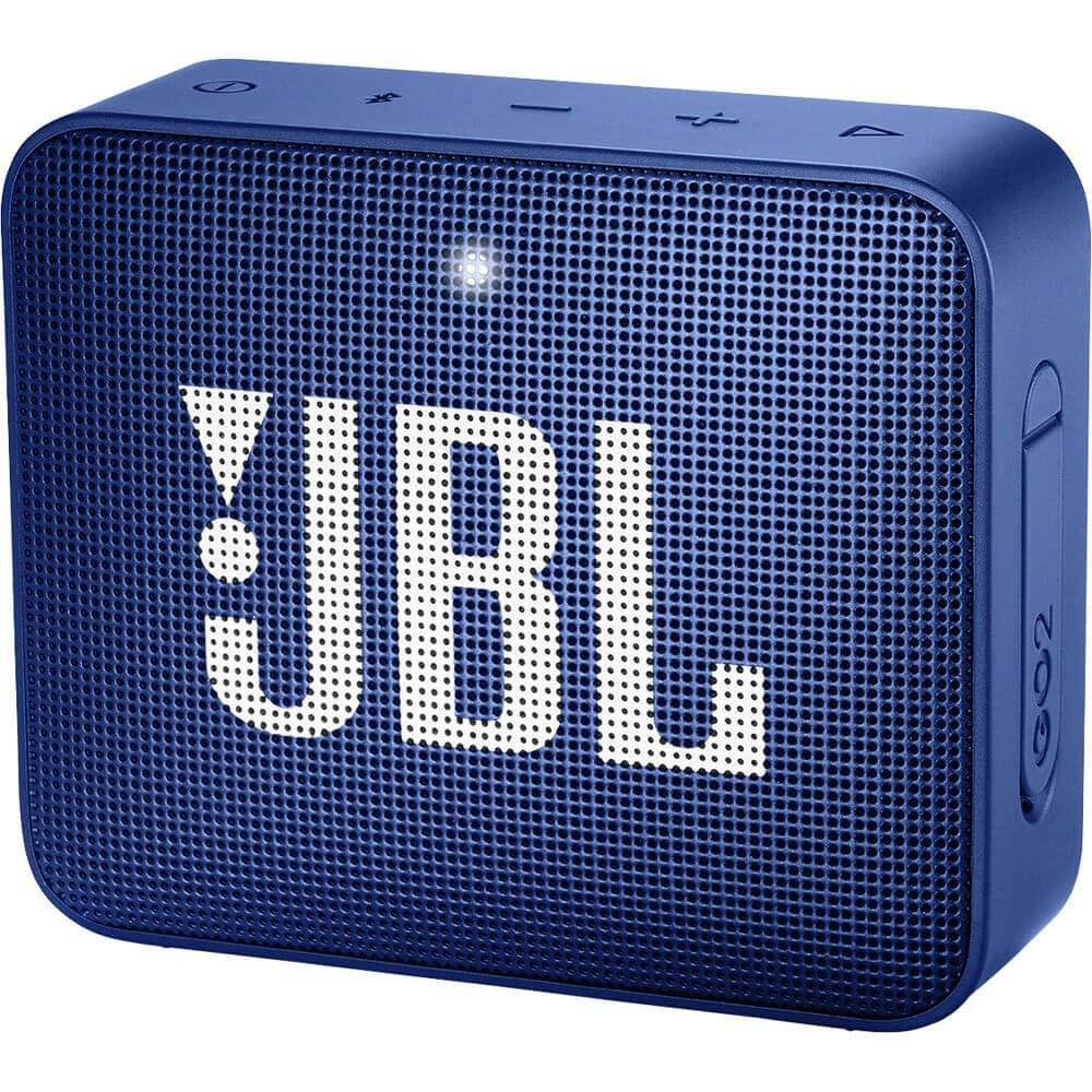 JBL GO2 Waterproof Ultra Portable Bluetooth Speaker 휴대용 방수 무선 블루투스 제이비엘 하만카돈 스피커, 블루