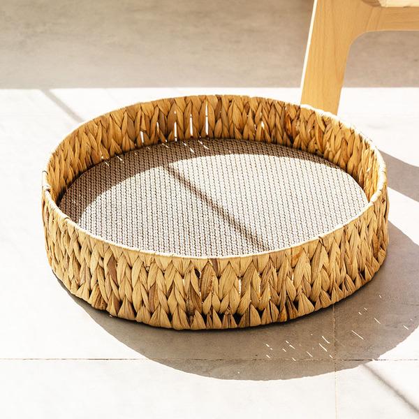 이케아캣타워 해먹 여름 흔들 내핑하우스 스타캣휠 고부해 고양이쳇바퀴 나무위의, 가르시니아