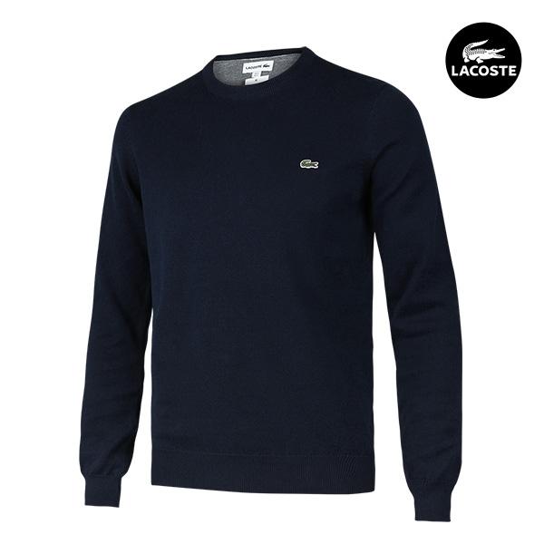 라코스테 라코스테 코튼 저지 스웨터 (AH3467-M65)