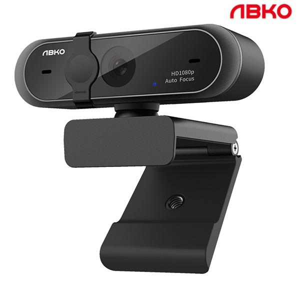 앱코 ABKO APC930 QHD 웹캠 컴퓨터 PC 화상카메라 방송용 회의 강의 유튜브