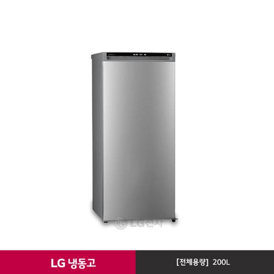 [K쇼핑][LG]냉동고 A205S (샤인/200L/직냉식), 단일상품