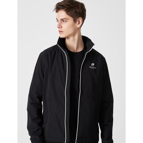 빈폴스포츠 블랙 남성 요트 재킷 (BO9139D055)