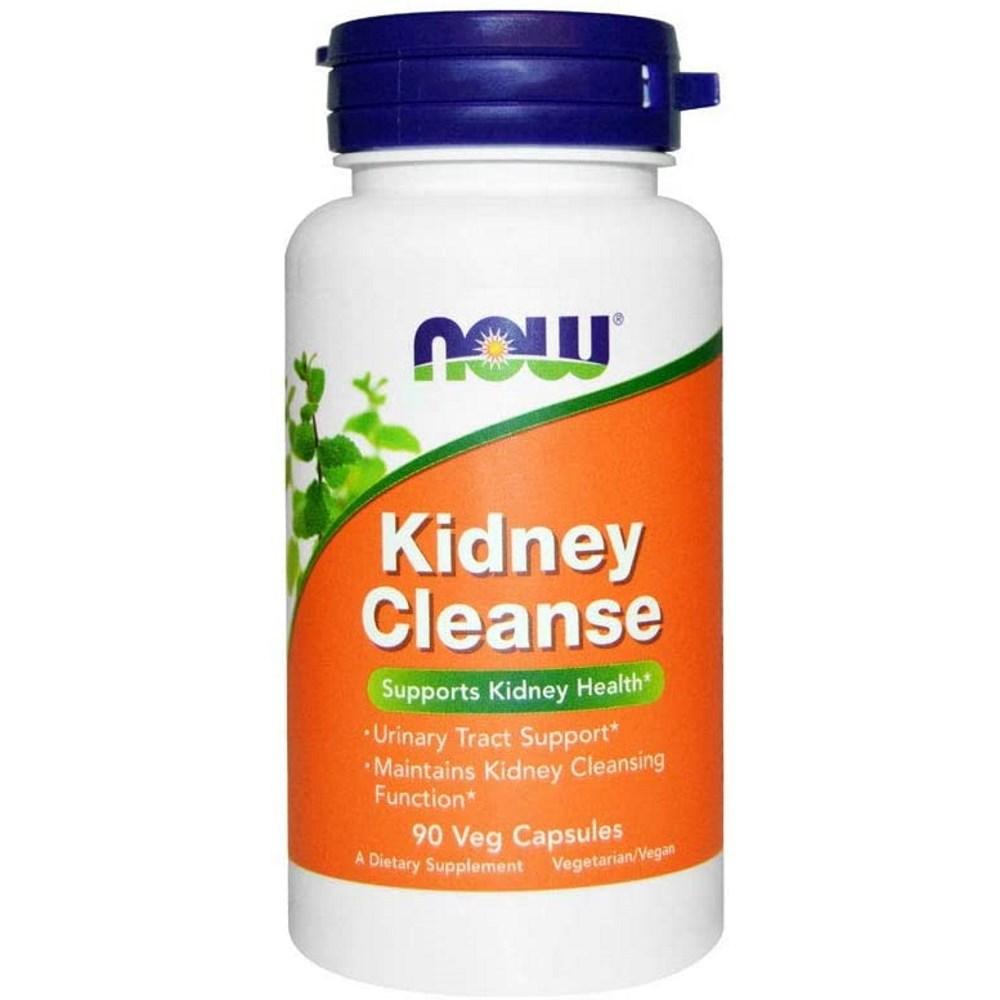 [해외직구] 나우푸드 키드니클린즈 신장기능 신장건강 Now foods Kidney cleanse 90정, 1개