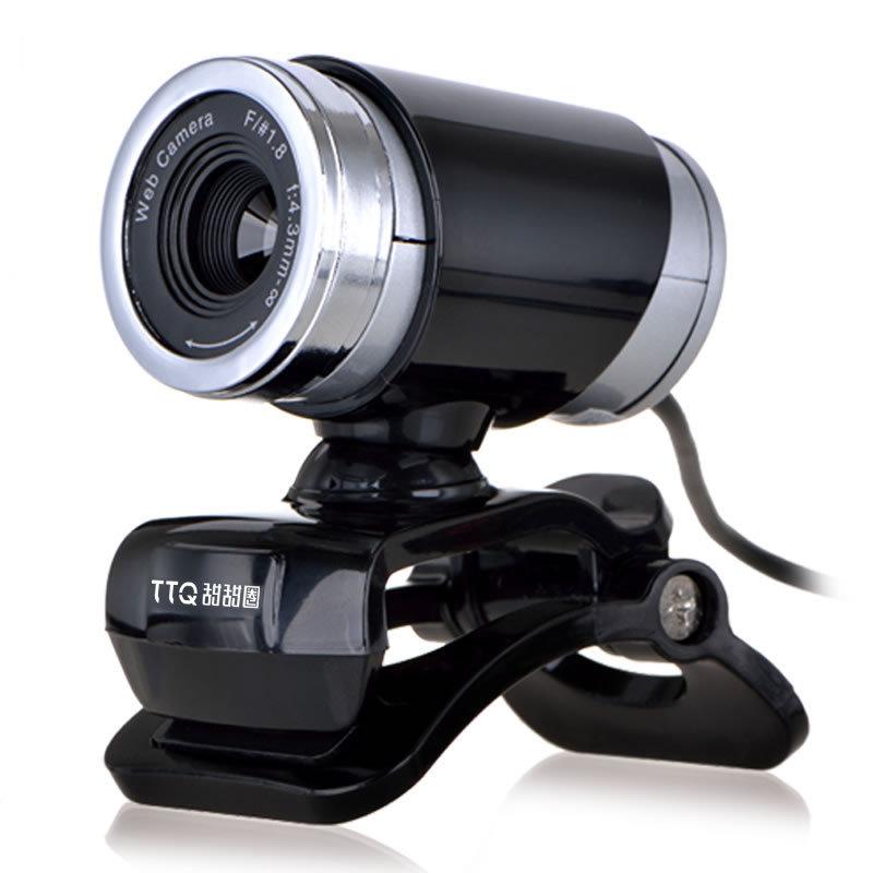 102372 온라인 원격 줌 화상 수업 웹캠 웹켐 컴퓨터캠 줌캠, V1 black