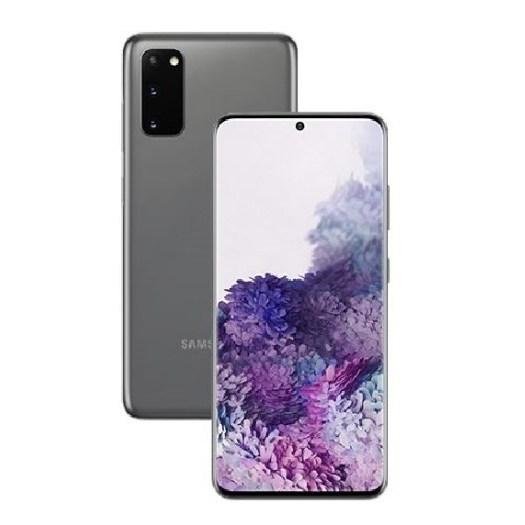 갤럭시 S20 5G LG U+완납 (번이/기변) 공시지원 요금제 자유 구매시 사은품 증정 상세페이지 참조, 통신사이동-5G 프리미어 레귤러, 클라우드 블루